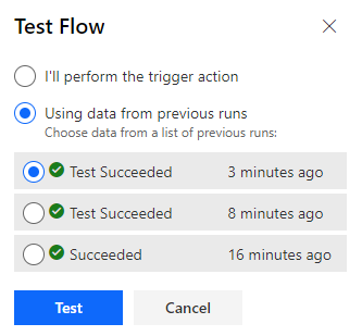 Flow: Testing Various Date Formats From Any Source