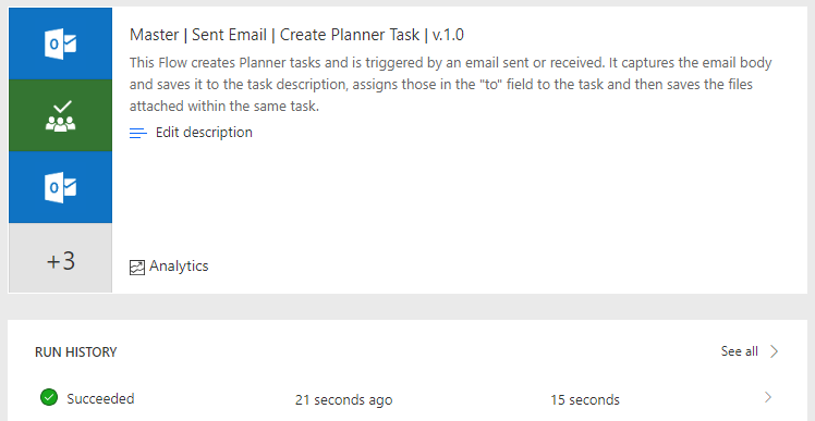 Flow: Create Planner Task and Include Attachments From Outlook Email